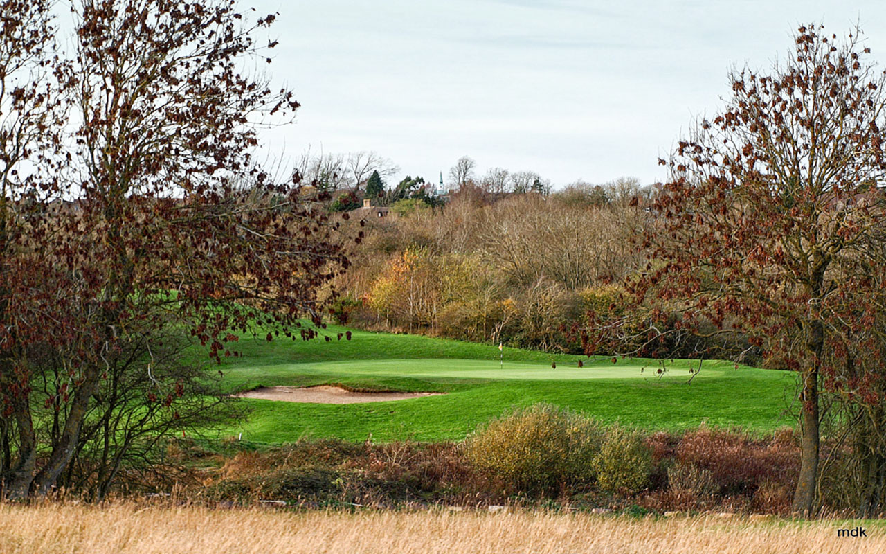 golf courses near oxford