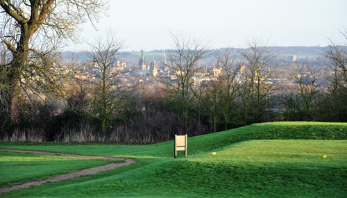 11th Tee looking back