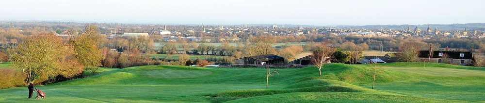 9th and 18th Greens